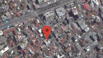 Apartament në shitje, rruga Fortuzit, Tiranë