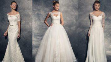 Zgjidhni Fustanin e ëndrrave për ditën e dasmës tuaj