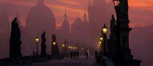 Praga, Parisi i Lindjes dhe turi i Danubit
